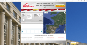 immo-map.com - agence web montpellier